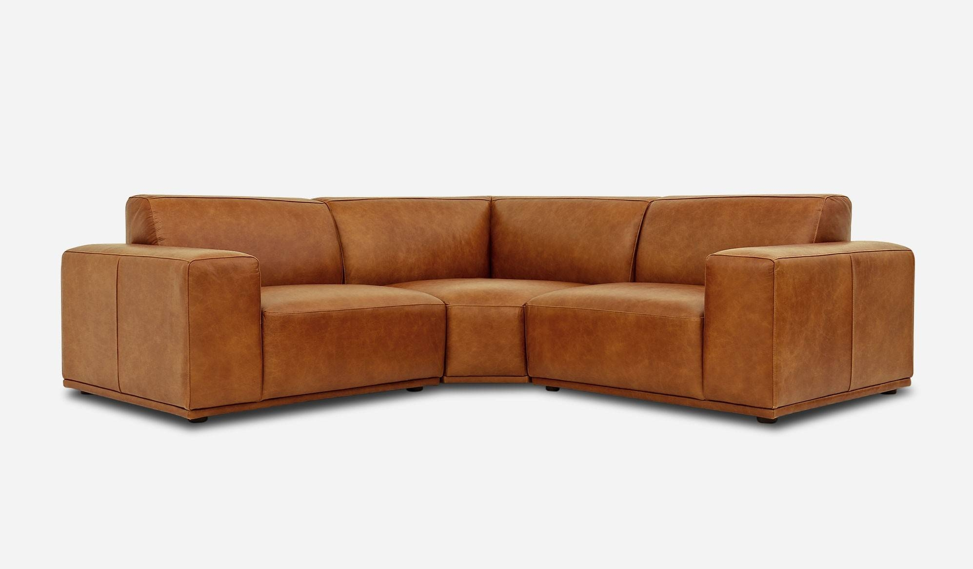 leather vs fabric sofa india buffalo check best of sectional camel sofas