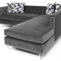 Dark Grey Sectional Sofa With Chaise Best Queen Size Sleeper Sofas Tufted Beds Design Stunning
