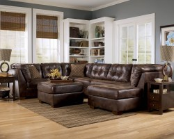 15 Inspirations of Ashley Furniture Brown Corduroy ...