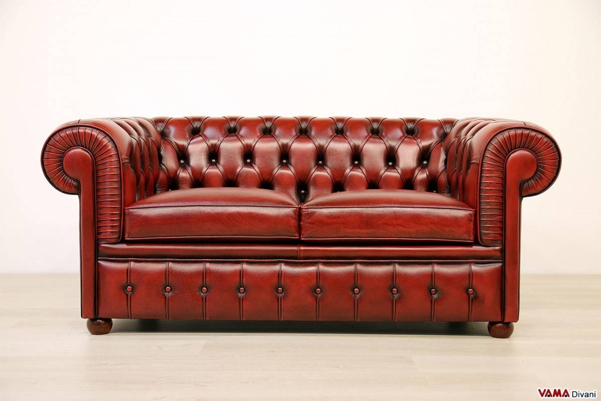 red leather two seater sofa jupiter sectional 15 best collection of chesterfield sofas