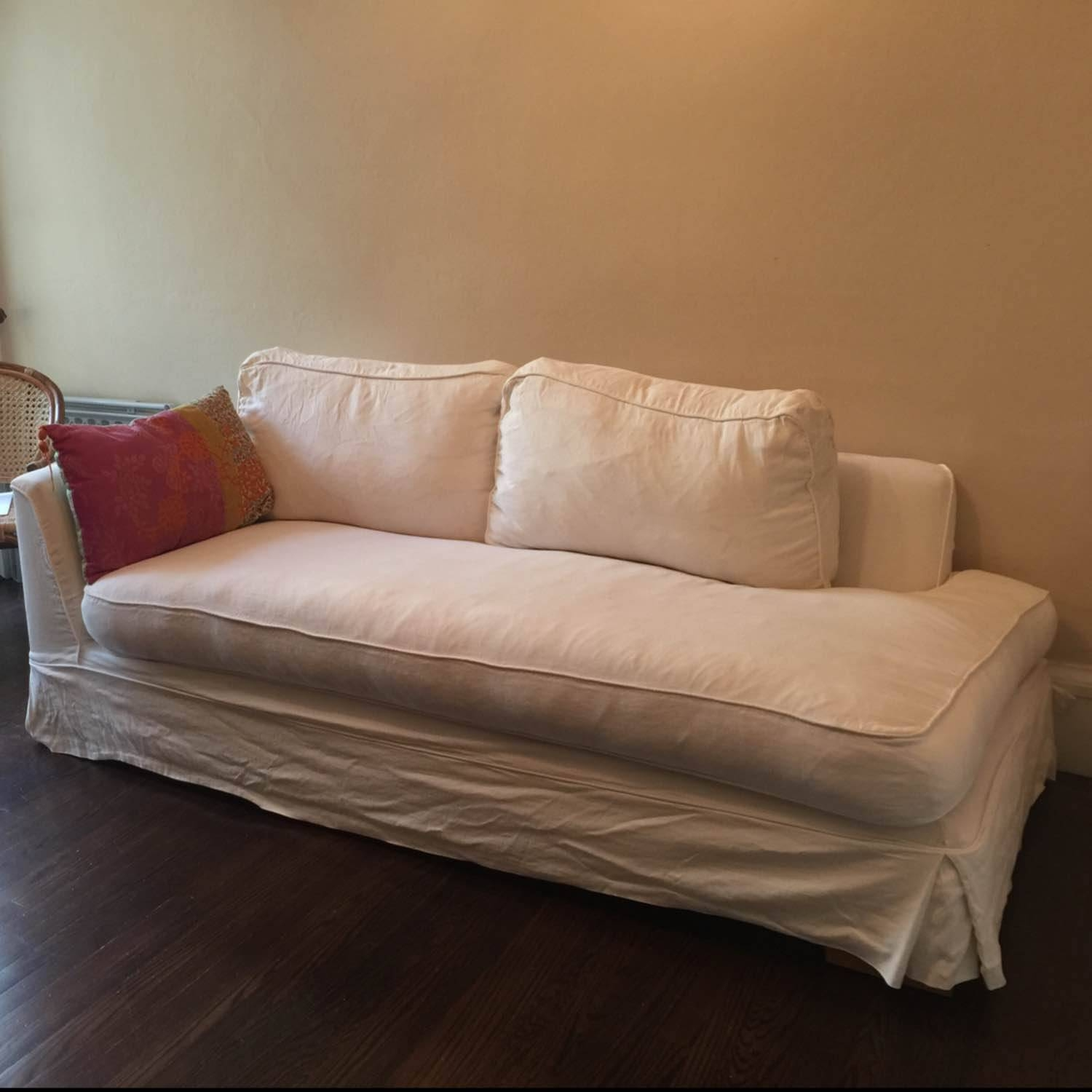 shabby chic sofa bed uk dwell milan corner 15 inspirations of sectional couches