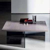15 Best Collection of Glass and Wood Coffee Tables