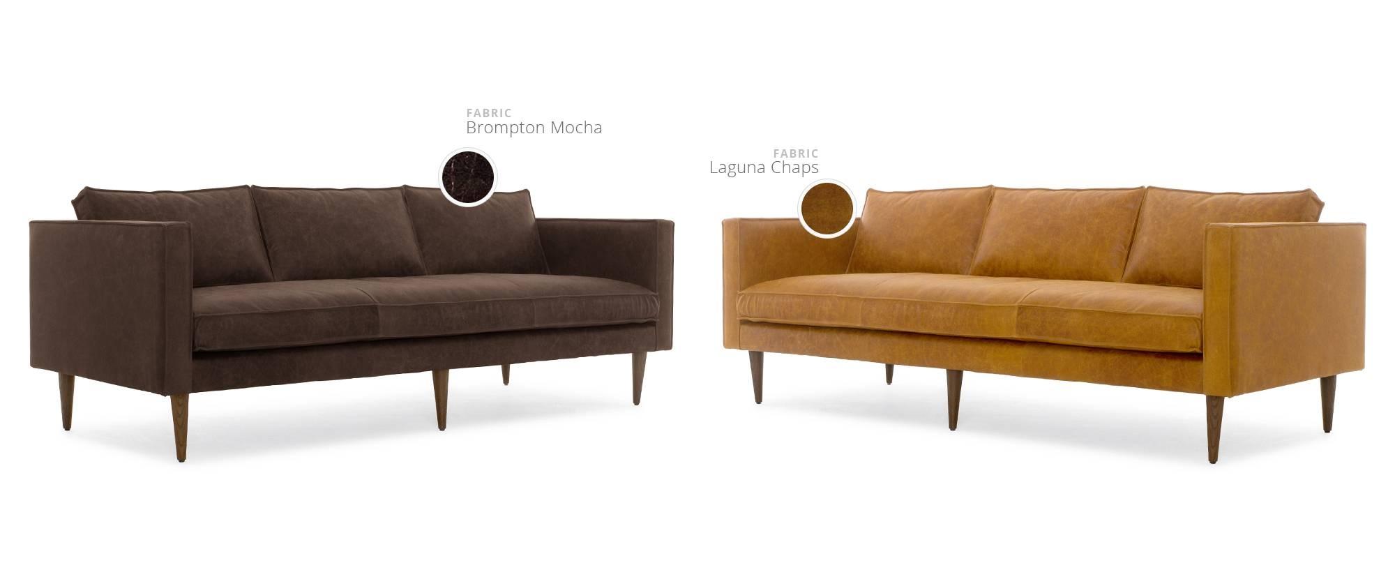 next brompton leather sofa space saving sleeper 15 inspirations of sofas