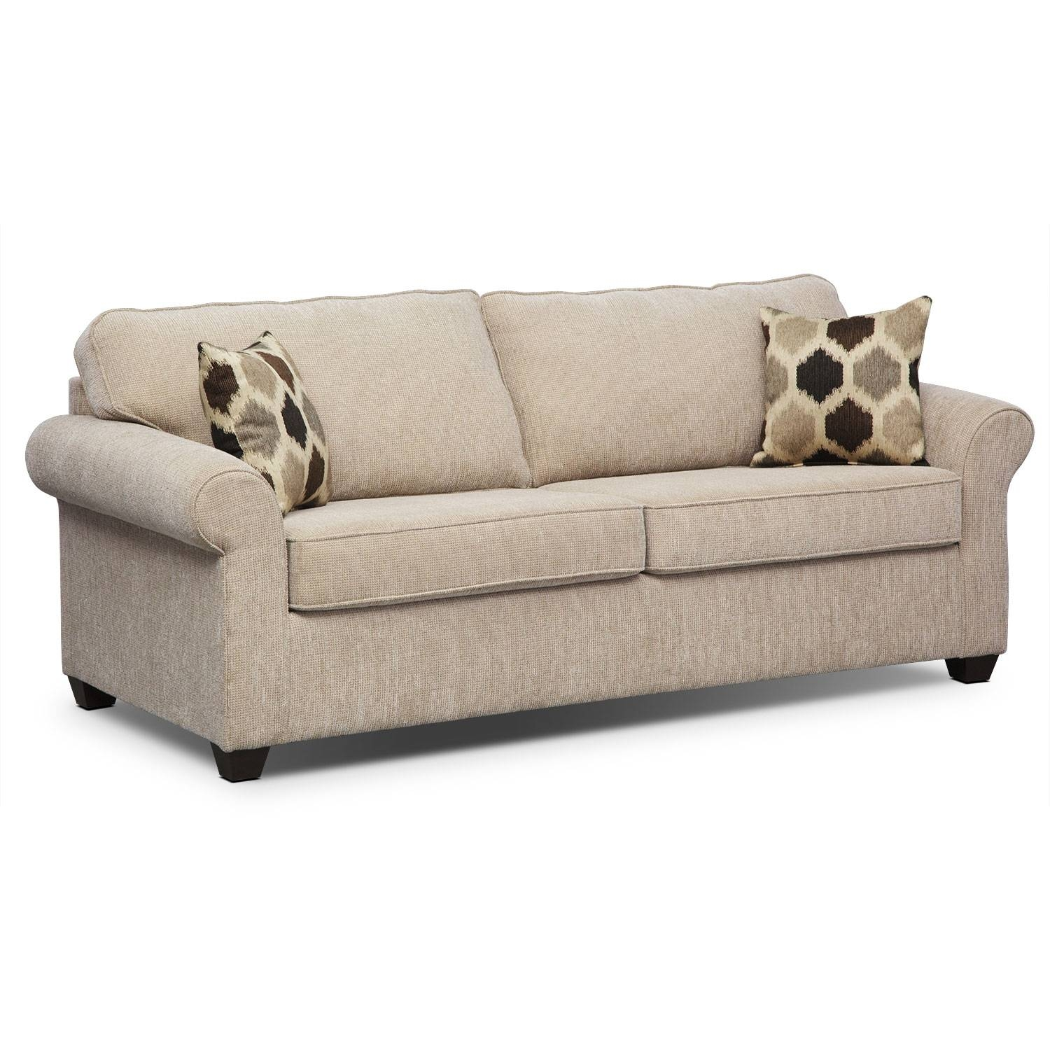 simmons manhattan sleeper sofa cost of reupholstering foter thesofa