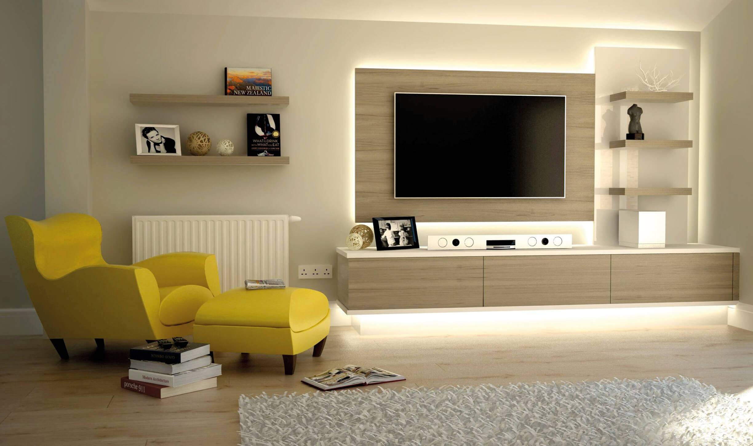 Top 15 of Living Room Tv Cabinets