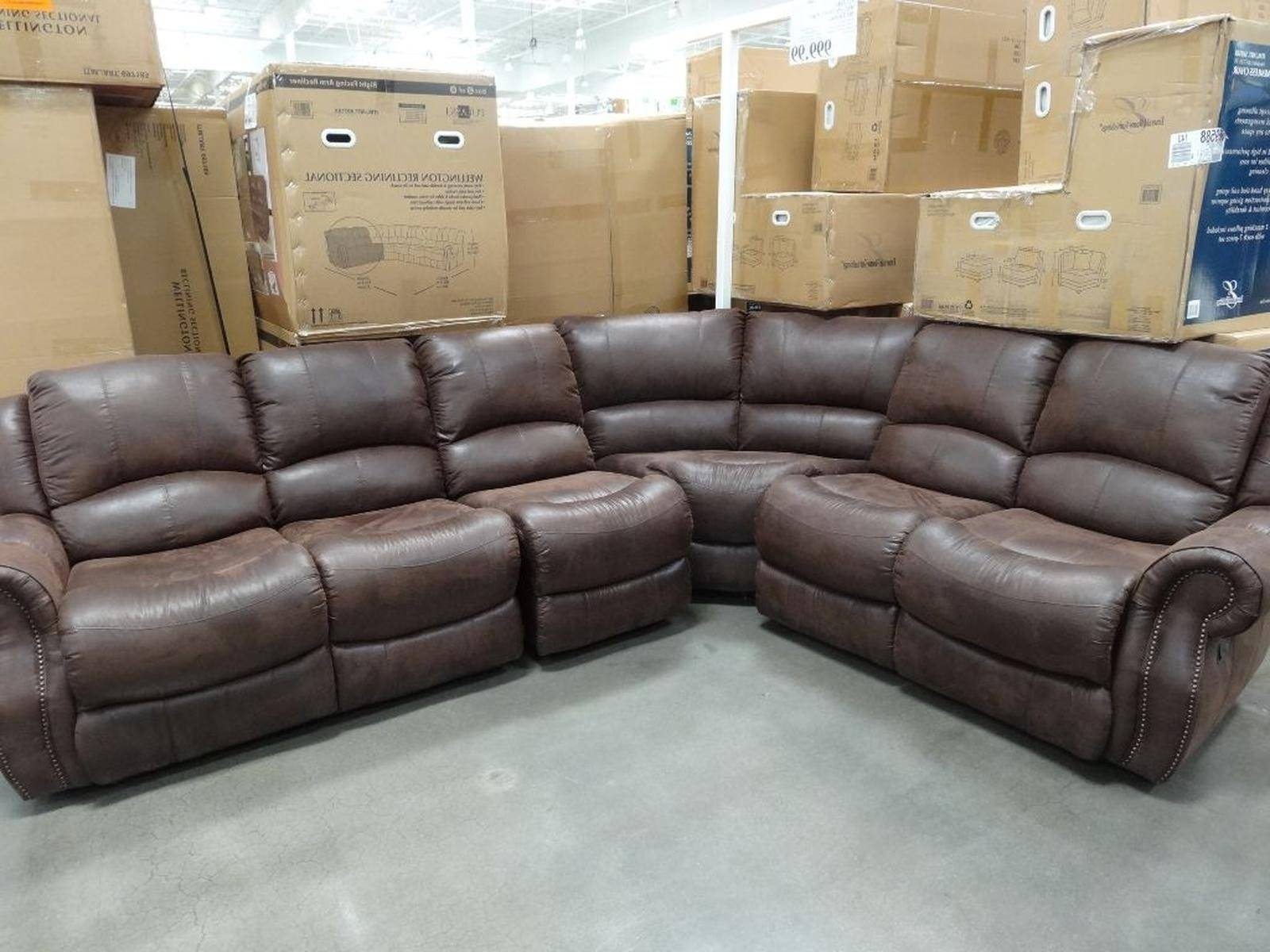 berkline recliner sofa jennifer leather top 15 of sofas