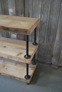 Top 15 of Wood and Metal Tv Stands