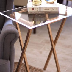 Sofa Tv Tray Table Concepts Bridgend Top 15 Of Folding Trays With Stand