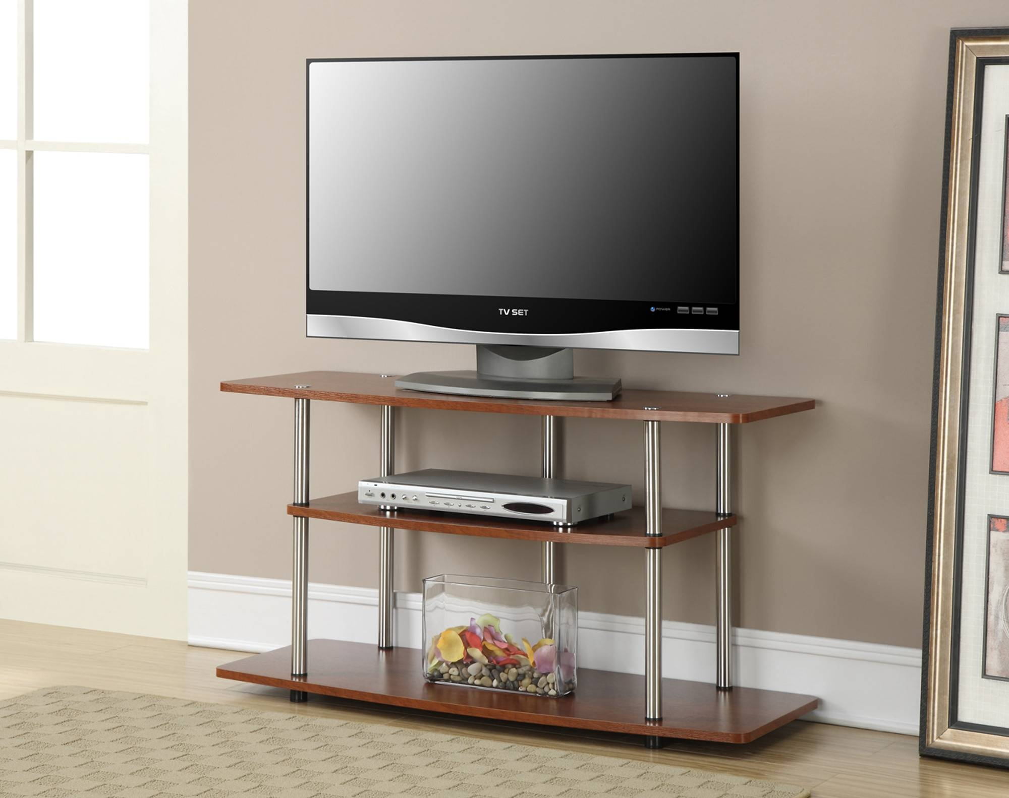15 Best Ideas of Stylish Tv Cabinets