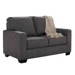 Everyday Sofa Bed 4087 Modern Leather Sectional With Recliners Brown W Beige Sleeper Livingroom Use Beds
