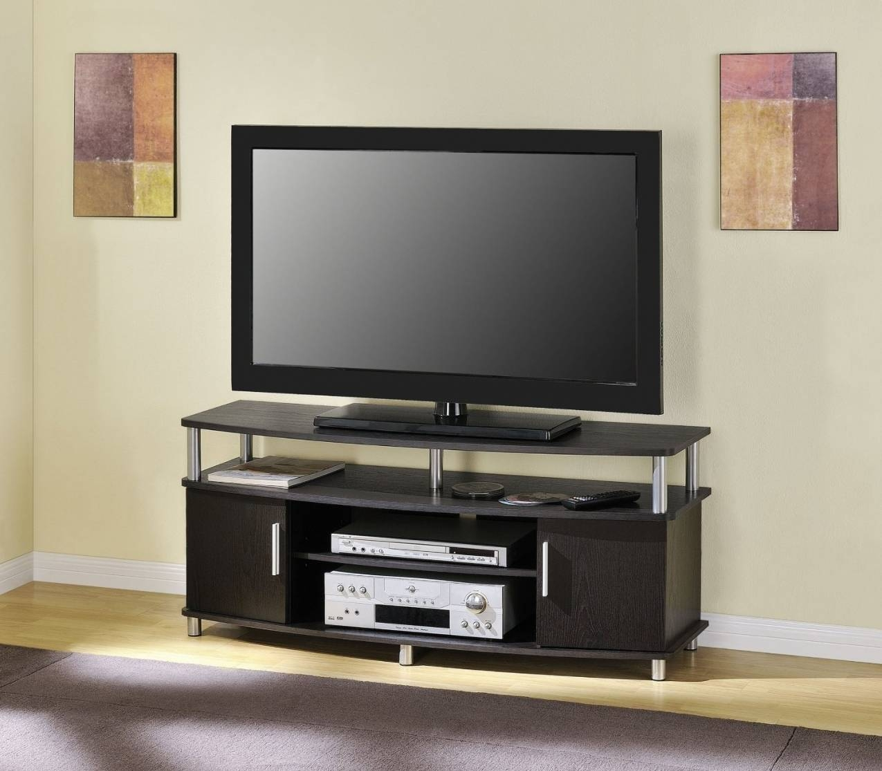 The 15 Best Collection of Modern Tv Stands for Flat Screens