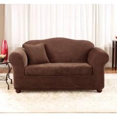 Navy Sofa Cover Set Corner Images 15 Best Ideas Of Blue Slipcovers