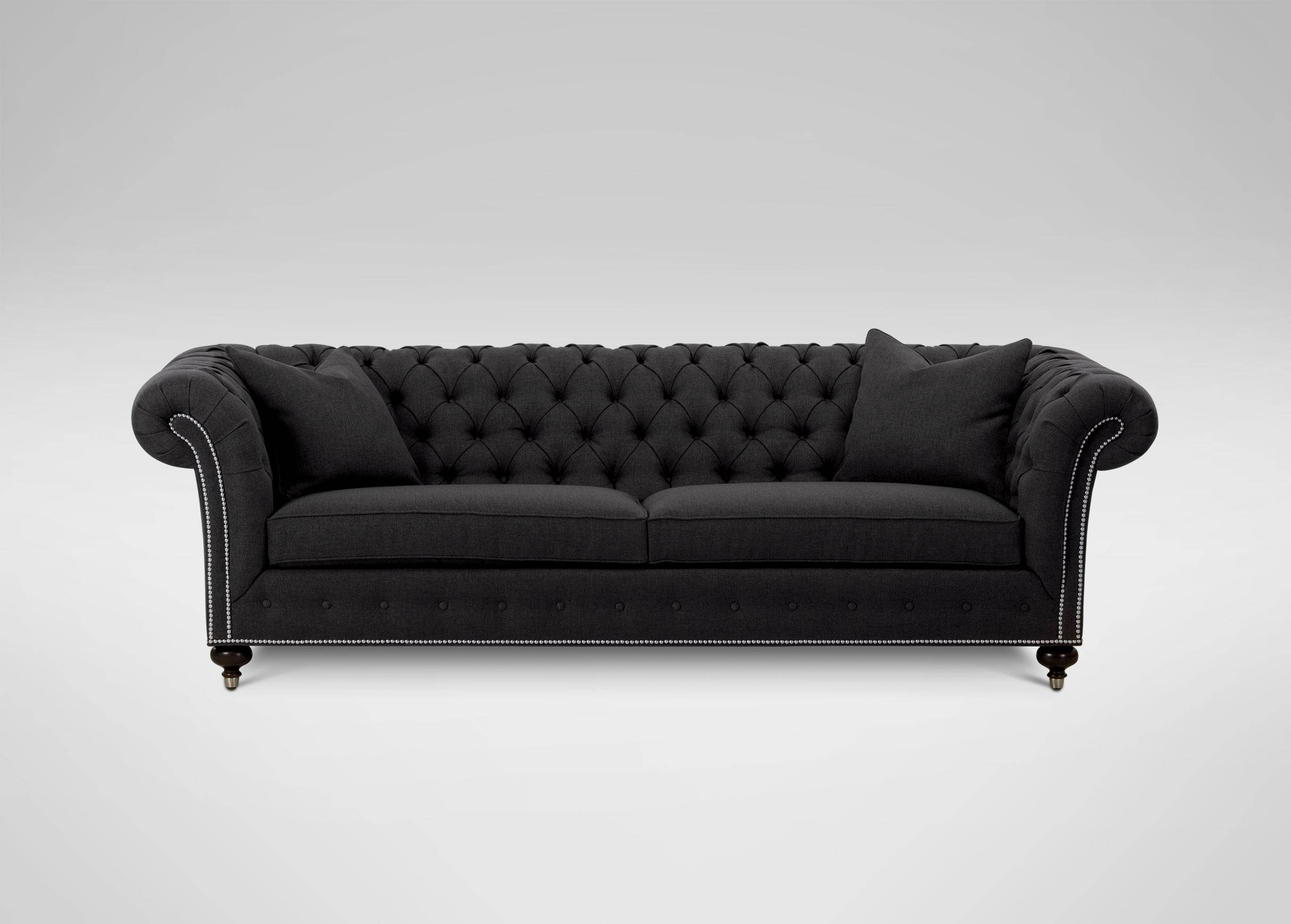 melrose leather sofa ethan allen tom dixon 15 best ideas of chesterfield sofas