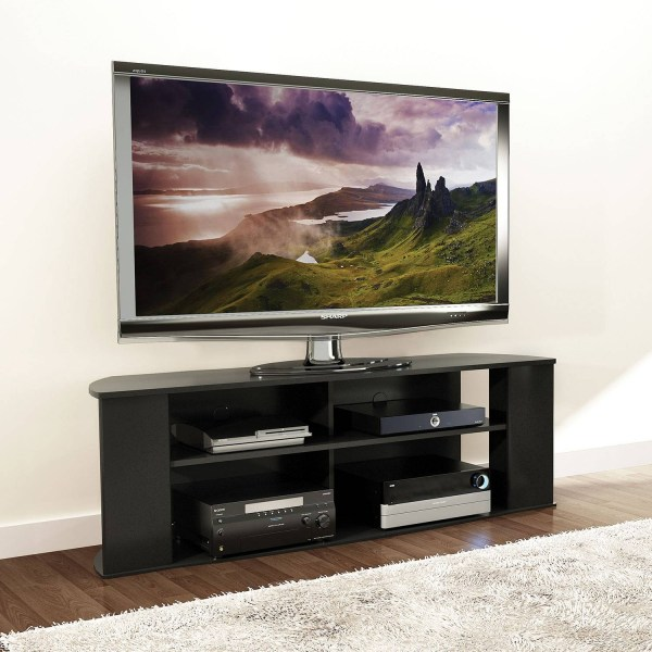 Black 60 Inch TV Stands Walmart
