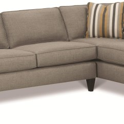 Rowe Masquerade Sectional Sofa Printed Dorset By Furniture