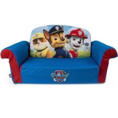 Sesame Street Flip Open Sofa With Slumber Bag Futon Bed Cup Holders Elmo Home The Honoroak