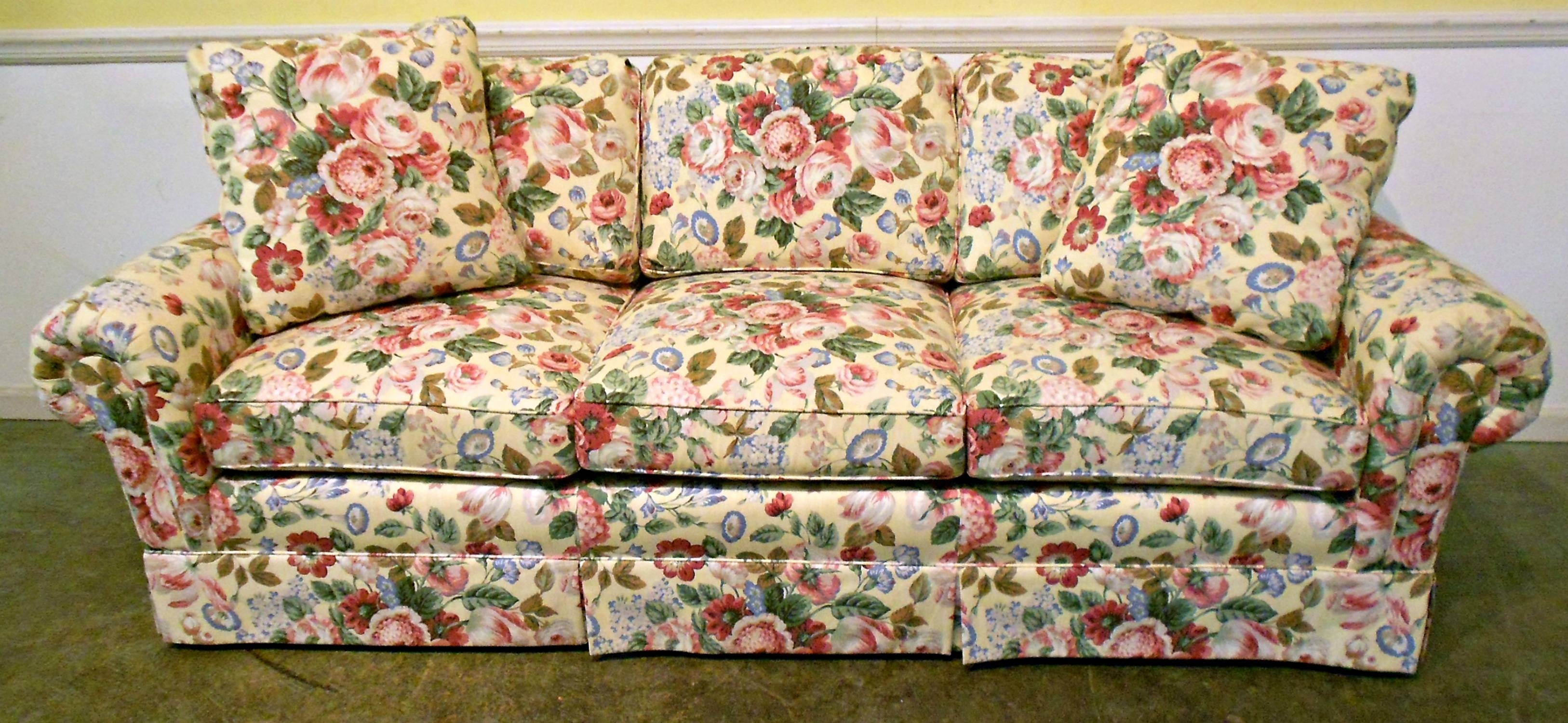 floral sectional sofa ottoman king single bed 15 best sofas