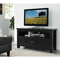 Top 15 of Black Tv Cabinets With Drawers