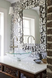 15 Inspirations of Long Silver Wall Mirrors