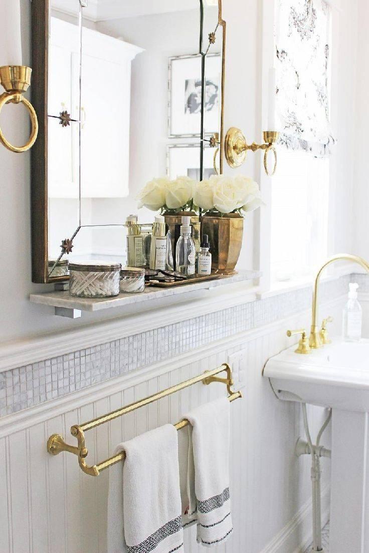 2018 Best of Vintage Bathroom Mirrors