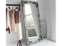 2018 Best of Large White Floor Mirrors