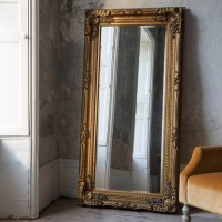 2018 Best of French Style Full Length Mirrors