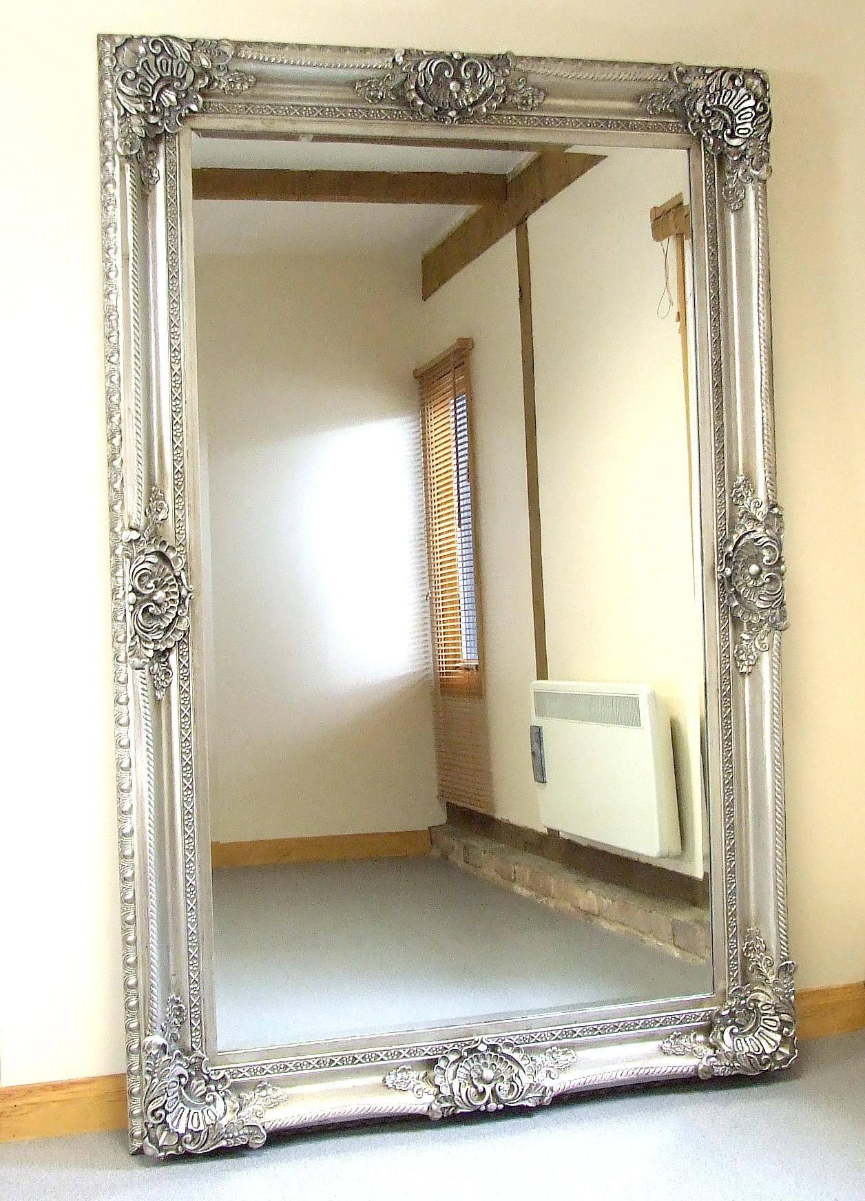 15 Best Ideas Of Ornate Floor Mirrors