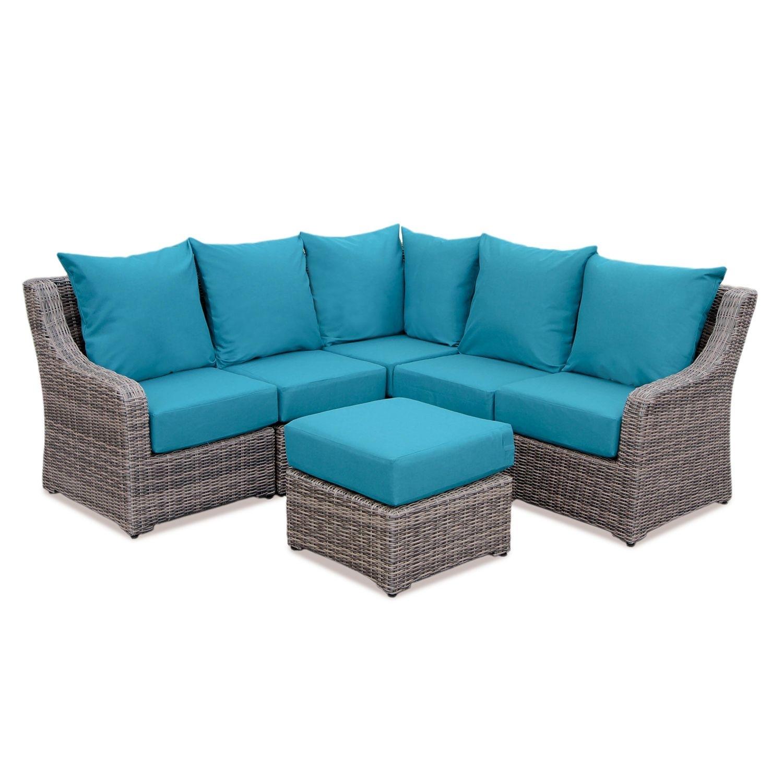 sunbrella fabric sectional sofas rattan corner sofa furniture 2018 popular at sam 39s club