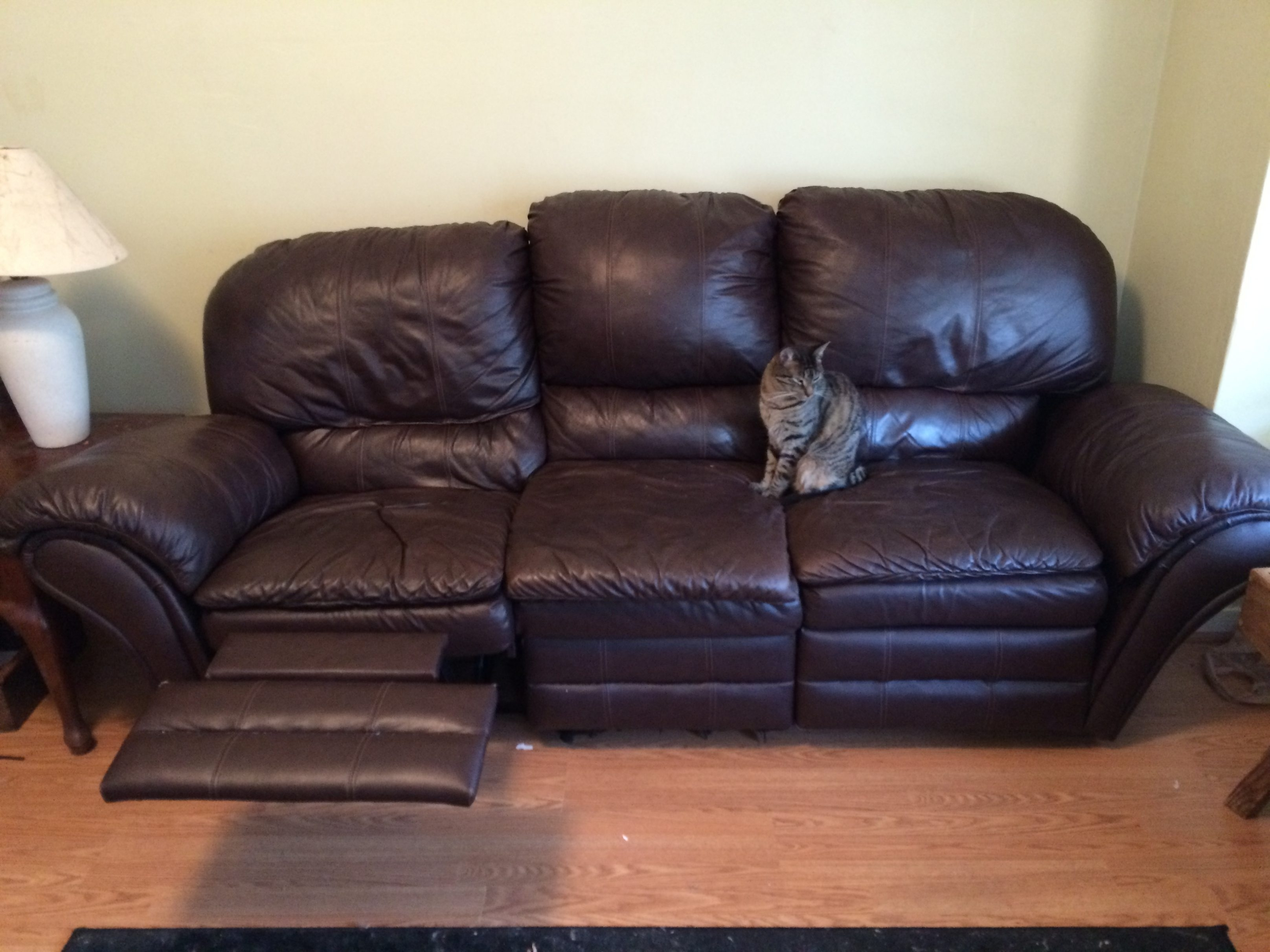 leather sofa craigslist black chesterfield perth the best sofas