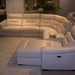 Custom Sectional Sofas Las Vegas Half Moon Shaped Sofa The Best With Consoles