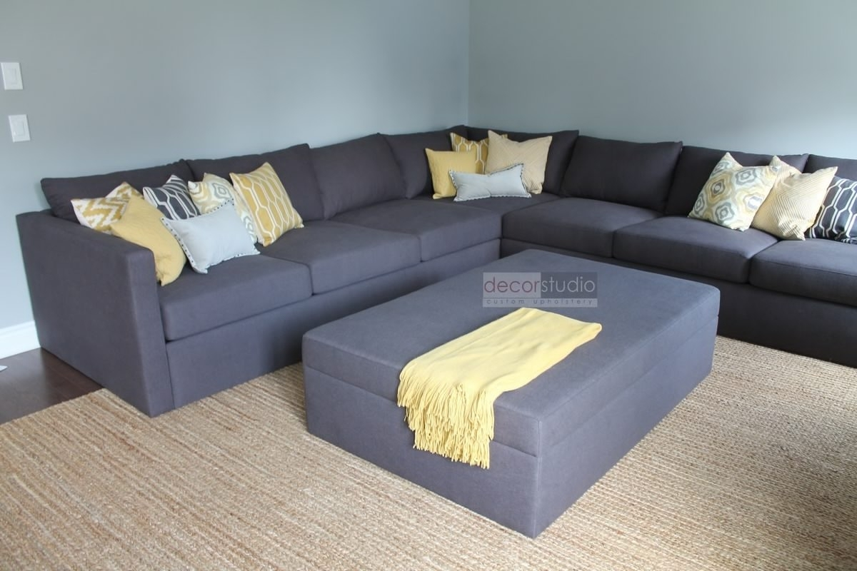 custom sectional sofa design plush sofas leather colours 15 collection of customizable