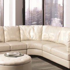 Modern Round Lounge Sofa Cardiff Bay 10 Best Ideas Of Rounded Corner Sectional Sofas