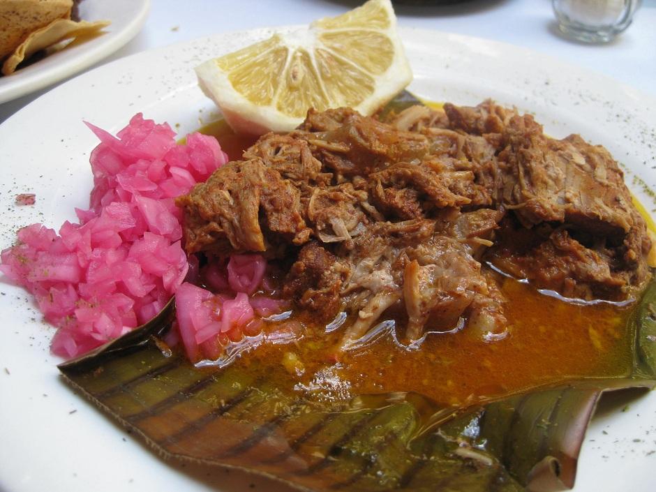 Lo mejor de la gastronoma de Quintana Roo