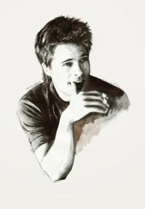 Portrait of Brad Pitt Vol.2