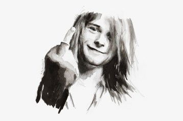 Unbroken (Portrait of Kurt Cobain)