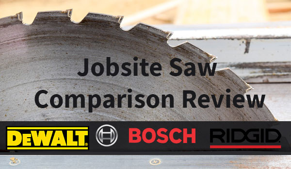 Bosch Table Saw Blade Alignment