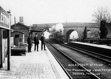 adelstrop-station