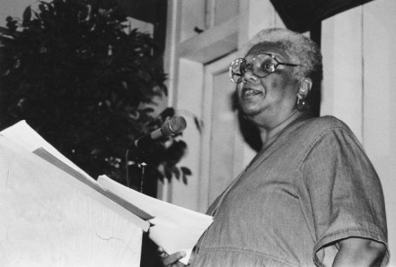 1995 - Lucille Clifton reading