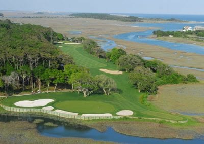 Passport Photo_Tidewater #12 Green & #13 Fairway - Ocean
