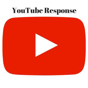 Youtube Response
