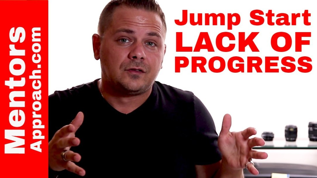 Guilt, Shame, and Failure Mentality.  How to Jump Start Lack of Progress Q and A YouTube response