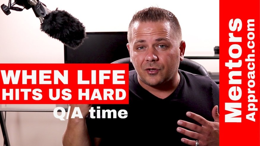How to Deal with Difficult Situations in life. Q and A – youtube response