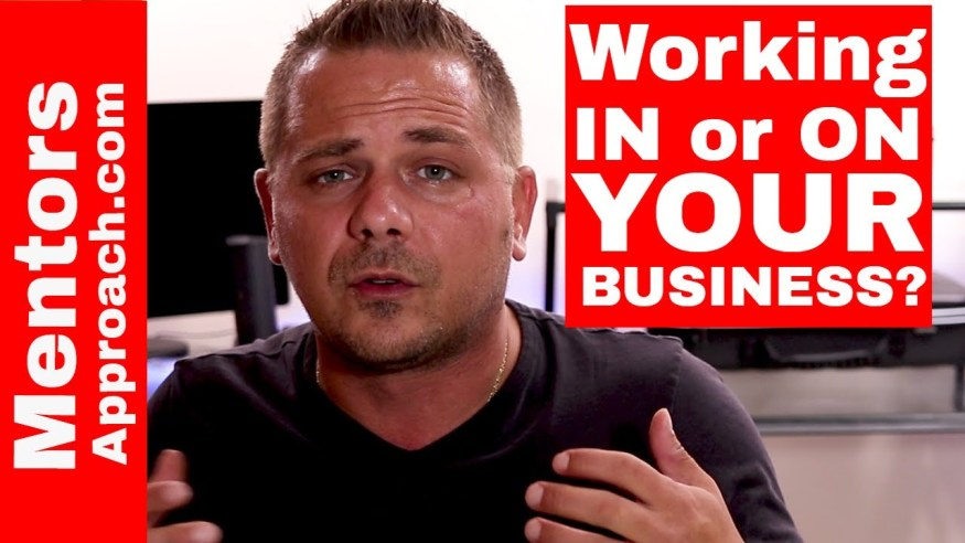 Working in your business?  Q and A YouTube Response