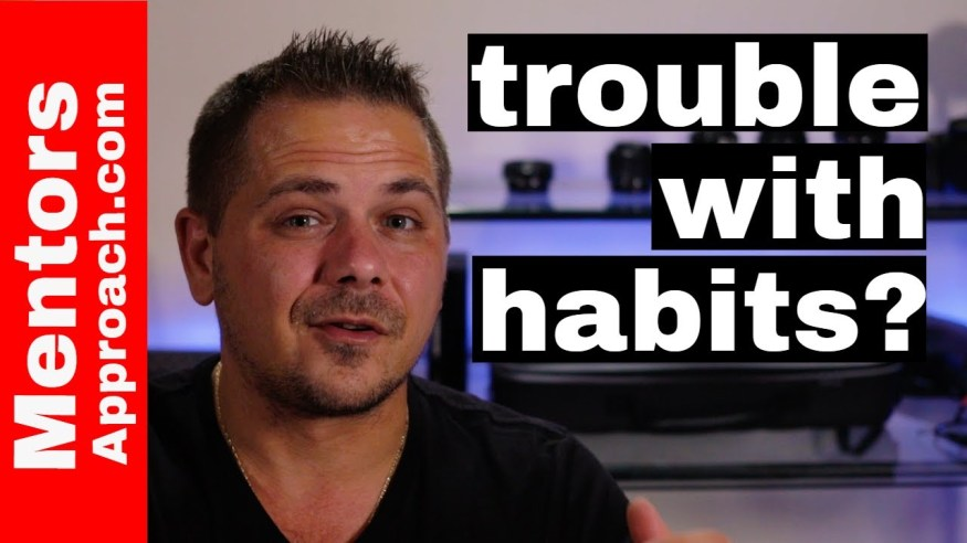 Consistency and Changing Habits |  How to be More Consistent in Life