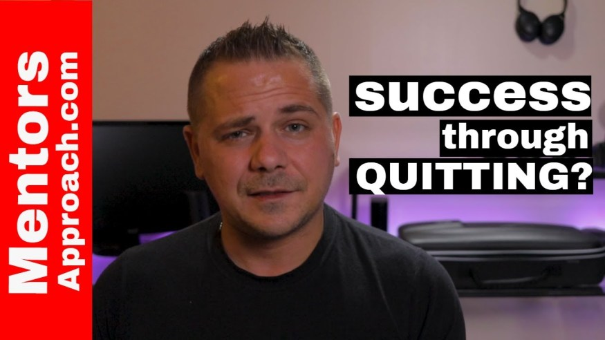Finding Success Through the Process of Quitting | Regret free quit