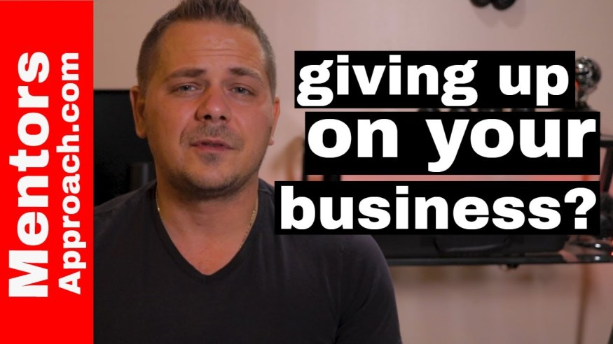 3 questions to ask before you give up on your business