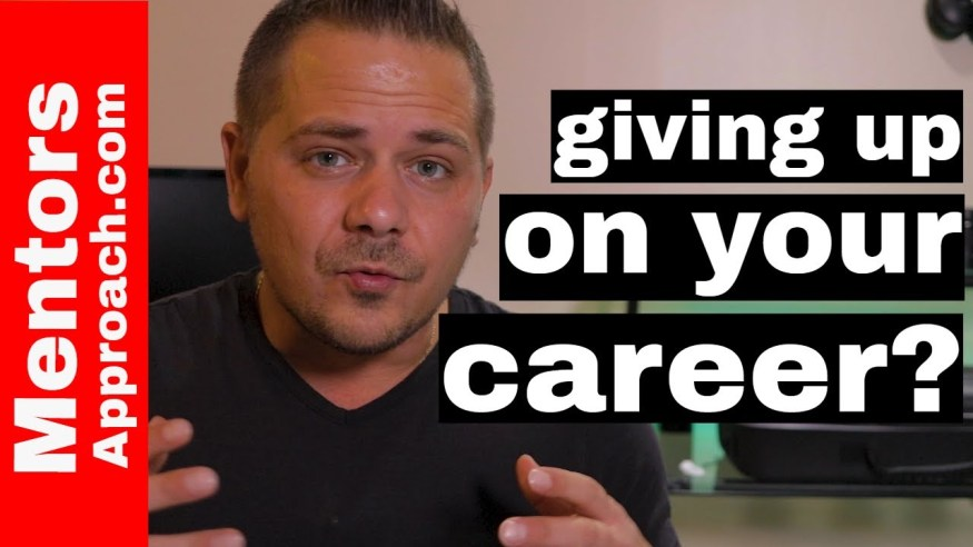 3 questions to ask before you give up on your career