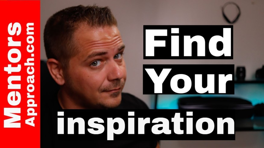 How to Find Inspiration When You NEED it Most