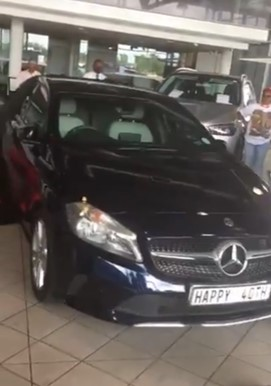 Man Gifts Mother Dream Car On Her 40th Birthday (Video)