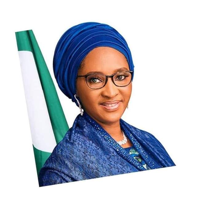 Minister of Finance, Budget and National Planning, Mrs Zainab Ahmed,